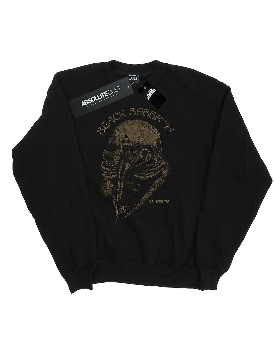 Black Sabbath Girls Tour 78 Sweatshirt
