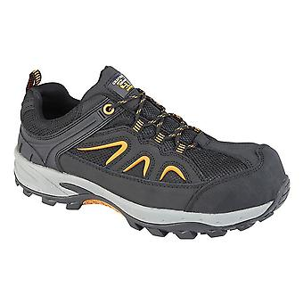 Grafters Mens Fully Composite Non-Metal Safety Trainers
