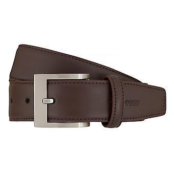 ROY ROBSON belts men's belts leather belt Brown 7619