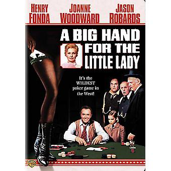 A Big Hand for the Little Lady Movie Poster (11 x 17)