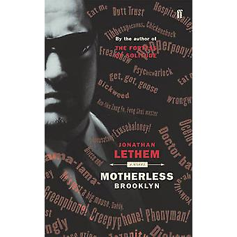 Motherless Brooklyn (Main) par Jonathan Lethem - livre 9780571226320