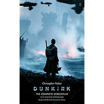 Dunkerque por Christopher Nolan - libro 9780571336258