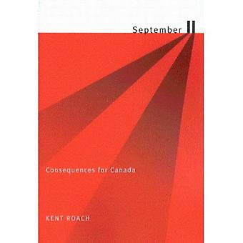 11. September: Konsequenzen für Kanada
