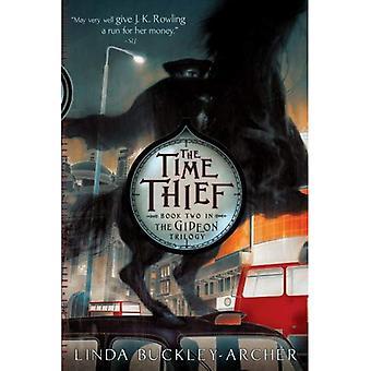 O ladrão de tempo (trilogia de Gideon)