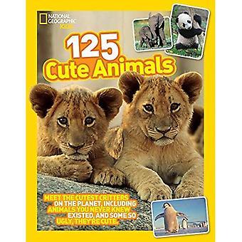 National Geographic Kids 125 simpatici animali