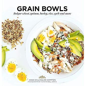 Grain Bowls: Bulgur wheat, quinoa, barley, rice, spelt and more - Ready-To-Cook