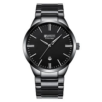 Barkers of Kensington Entourage Elegant Mens Steel Watch