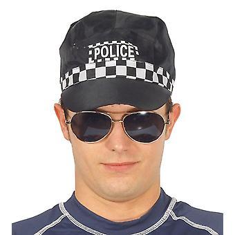 Adulti di polizia Cap costume accessorio