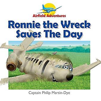 Ronnie el naufragio salva el día (campo de aviación de aventuras)