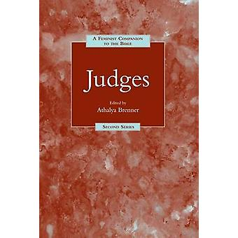 Feminist Companion to Judges by Brenner & Athalya