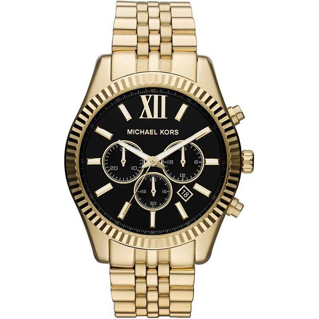 Michael Kors mannen Lexington Chronograph horloge MK8286
