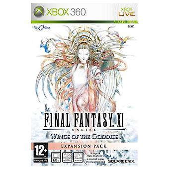 FINAL FANTASY XI Wings of the Goddess Expansion Pack (Xbox 360) - Factory Sealed