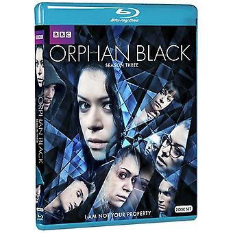 Orphan Black: Season Three [BLU-RAY] USA import