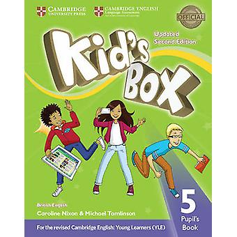 Kid's Box Level 5 Pupil's Book British English - Level 5 by Caroline N