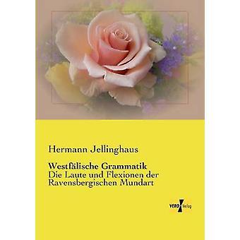 Westflische fonetica por Jellinghaus y Hermann