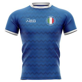 2020-2021 Italië Home Concept Rugby Shirt - Baby
