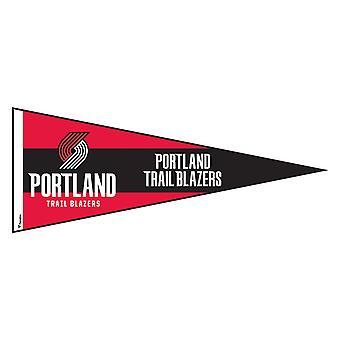 Galhardete de galhardete fanáticos da NBA - Portland Trail Blazers