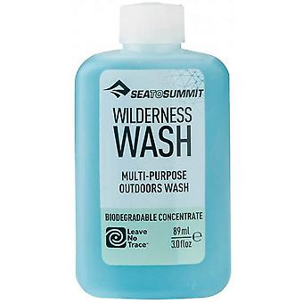 Sea to Summit Wilderness Wash 3oz-Aqua