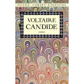 Candide (Reprinted edition) by Voltaire - 9780486266893 Book
