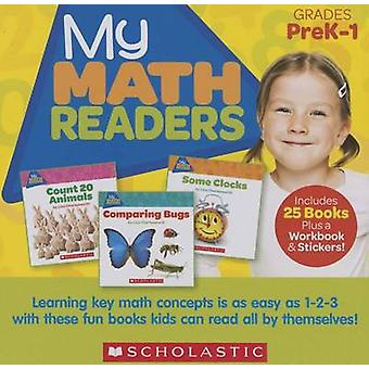 My Math Readers Parent Pack - 25 Easy-To-Read Books That Make Math Fun