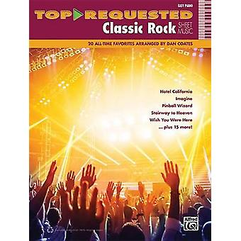 Top-Requested Classic Rock Sheet Music - 20 All-Time Favorites (Easy P