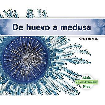 de Huevo a Medusa (Becoming a Jellyfish) by Grace Hansen - 9781624026