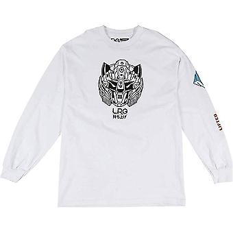 Lrg Panda Mech L/S T-Shirt Blanc