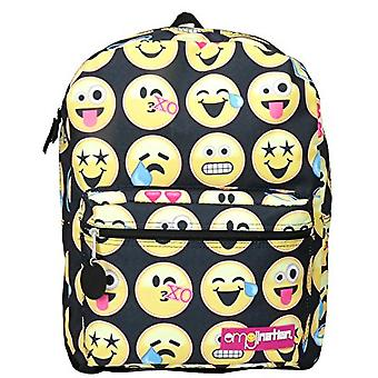 Backpack - Emojination - Faces Icon Pattern 16