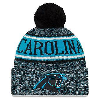 New era NFL sideline reverse Hat - Carolina Panthers
