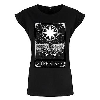 Deadly Tarot Womens/Ladies The Star T Shirt