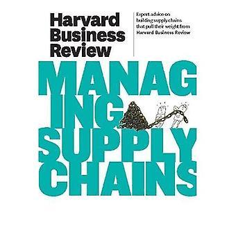 Harvard Business Review over het beheren van Supply Chains