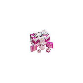 Bombe Kosmetik Geschenkpaket-Glitter
