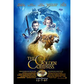 The Golden Compass (Single Sided Regular Style B) Original Cinema Poster