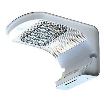 Solar LED utendørs vegglampe