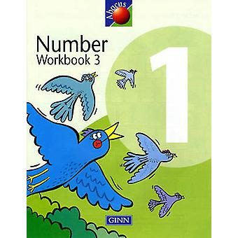 1999 Abacus jaar 1 P2 werkboek nummer 3 8 pack door Ruth Merttens