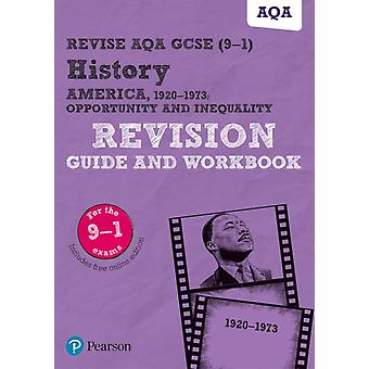 Revise AQA GCSE 91 History America 19201973 Opportunit by Sally Clifford