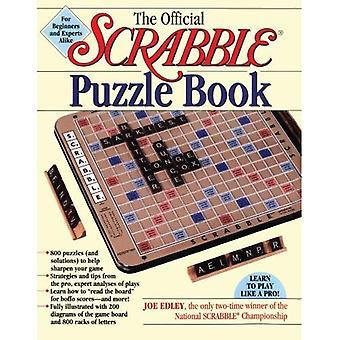 Le livre Puzzle de Scrabble officiel