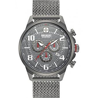 Swiss Military Hanowa - Wristwatch - Unisex - Airman - 06-3328.30.009