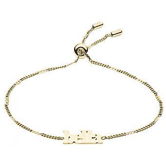 Fossil bracelet JF03227710 - VINTAGE MOTIFS Women's Dor Steel