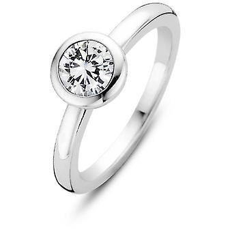 Ring Ti Sento 12103ZI - ring penge sat Clos Zirconium kvinde