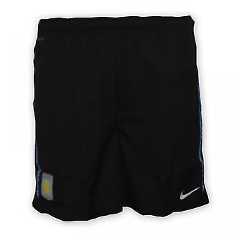 2010-11 Aston Villa Nike lejos Shorts (niños)