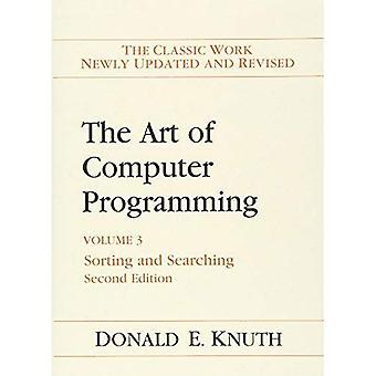 El arte de la programación por computadora: Clasificación y búsqueda v. 3