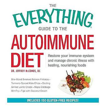 La guía de todo para la dieta autoinmune por Jeffrey McCombs