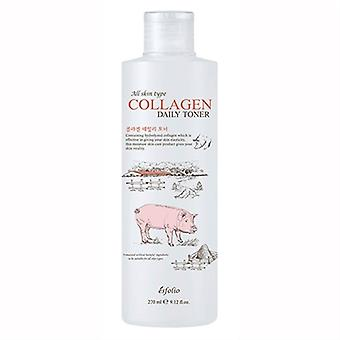 Esfolio Collagen Daily Toner All Skin Types 9.13oz / 270ml