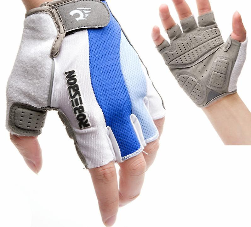 Short Half Finger Motorcycle MTB Road Bike Gloves
