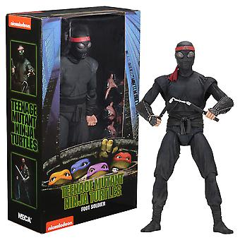 Teenage Mutant Ninja Turtles 1990 Foot Soldier 1:4 Scale Fig