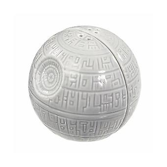 Star wars - death star salt & pepper shakers