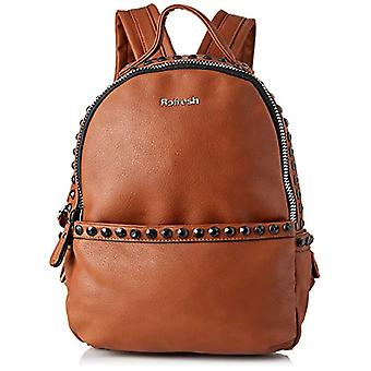 REFRESH 83230 - Brown Women's Backpack Bags (Camel) 25x35x12 cm (W x H L)