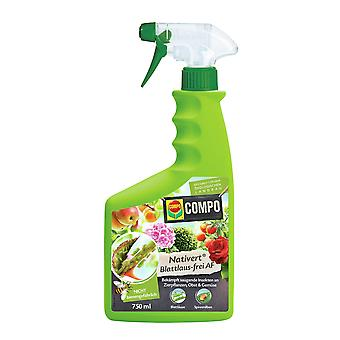 COMPO Nativert® AF bez mszyc, 750 ml