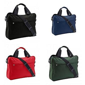 SOLS Corporate Plain Shoulder Strap Briefcase Bag